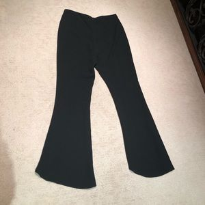 Zara - High Low Black Dress Pants